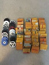 8mm & Super 8mm Home Movies Lot Of 61 Reels