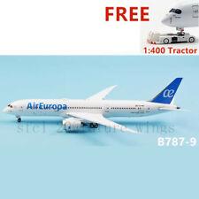 1:400 JC Wings XX4050 Air Europa B787-9 EC-MSZ  + Free Tractor