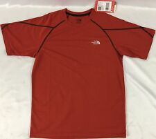 The North Face Men's Athletic Training Shirt Red Size Small