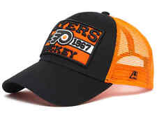 Philadelphia Flyers NHL cap with mesh LICENSED, NEW size L-XL !!!