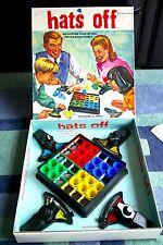 Chapeaux-le jeu de compétences pour toute la famille - 1968-incomplet
