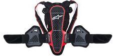 Rückenprotektor Alpinestars Nucleon KR-3 Backprotector black/red Gr. M