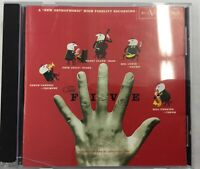 The Five by Pete Jolly (CD, Sep-1999, Bmg/Rca) Used