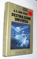 van vogt  DESTINAZIONE UNIVERSO nord oro ( 1979) cartonato 1 EDIZIONE