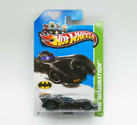HOT WHEELS BATMOBILE HW IMAGINATION 2012 NEW FREE SHIPPING