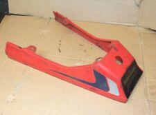 Kawasaki AR 50 80 Rear Tail Piece Panel / Fairing / Cover AR50 AR80 Red