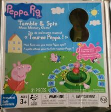 Peppa Pig Game. Tumble and spin game