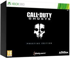 Call of Duty Ghosts Edición Prestige PAL España Nuevo y Precintado Rare & New