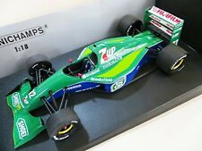 MINICHAMPS 1:18 1991 JORDAN FORD 191 F1 CAR #32 M. SCHUMACHER. MIB/BOXED