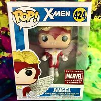 Angel Marvel Collector Corps Exclusive X-Men Funko POP! *Mint with Protector*