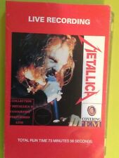 METALLICA Covering em + No Life Till Leather Demo  CASSETTE TAPE BOOTLEG