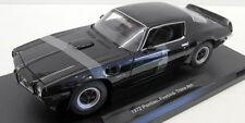 Modellini statici di auto, furgoni e camion neri per Pontiac Scala 1:18