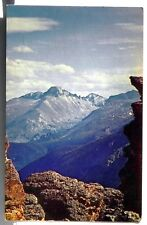 Rocky Mountain National Park, Colorado Postcard A931
