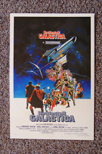 Battlestar Galactica Lobby Card Movie Poster