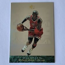 1995-96 Upper Deck Premium Collection Holoview Michael Jordan Card #5 NM/MT