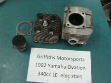 1992 92 YAMAHA OVATION 340 89E LE CS340E 93 94? std right cylinder piston 86800