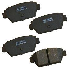 Disc Brake Pad Set-Stop Ceramic Brake Pad Rear Bendix SBC329