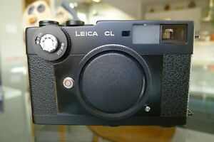 Leica CL Rangefinder Camera Body Excellent+++ Ships today See My full store