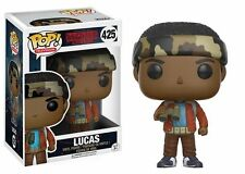 Stranger Things - Funko Pop Television 425 - Lucas - New Figure Pvc