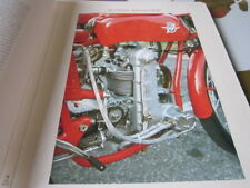 Motorrad Archiv Rennmodelle 2221 MV Augusta 125 ccm Monoalbero 1953-1956