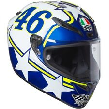 M/L 58CM AGV VELOC-S #46 #VALE #ROSSI RANCH NEW FOR 2018 MOTORCYCLE HELMET