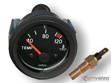VEETHREE Temperaturanzeige 12Volt / Komplett mit Geber/Sender
