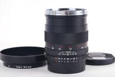 Mint- Carl Zeiss Distagon T* 28mm f/2 ZF.2 for Nikon D850 D5 w/Hood