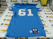 """Detroit Lions """"Player Used Jersey Year 1994 """"Smothers #61"""