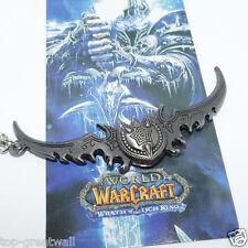 World of Warcraft Weapon Keychain Keyring Figure warglaive of azzinoth