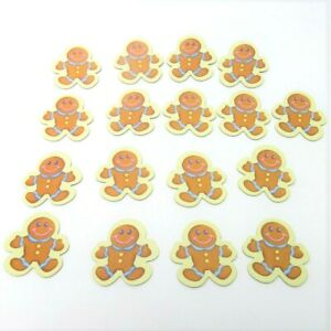 Candy Land DVD Game Replacement Parts Pieces - 17 Gingerbread Cookie Tokens