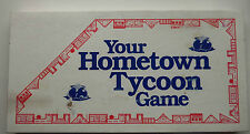 Your Hometown Tycoon Board Game Rochester Minnesota