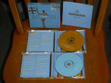 fantazia BRITISH ANTHMEM SUMMERTIME 2 Cd set plus booklet! techno house