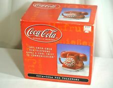 Coca-Cola Red Desk Telephone (Polyconcept USA, Inc) / Open Box NOS