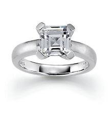 VIVENTY Ring Zirkonia Quatrat 925 Silber 695421 (LP99€) Silberring Steinring NEU