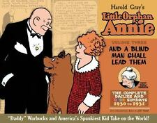 NEW Little Orphan Annie Vol 3: By Harold Gray Complete Hardback Collection Book