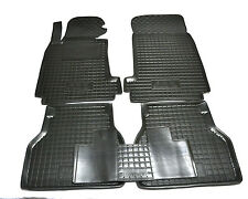 Rubber Carmats for BMW E39 1996- 5 ser All Weather Floor Mats Fully Tailored