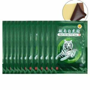 Patchs baume du tigre BLANC patch anti-douleur chauffant dos livraison express