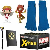 Marvel Collector Corps Funko Subscription Box - X-Men Theme - January 2019