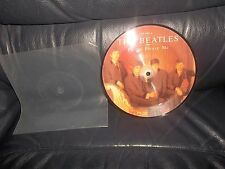 THE BEATLES PLEASE PLEASE ME /ASK ME WHY 20th ANNIVERSARY ISSUE PICTURE DISC !