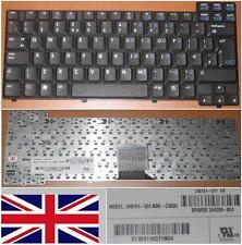 Qwerty Keyboard UK HP NX5000 V1000 NSK-C3A0U 349181-031, 344390-031 Black
