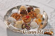 Confezione Mandorla - Pasticceria fresca dolci siciliani