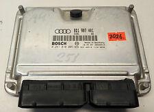 8D1907401 Original Audi A4 B5 8D 2.5TDI V6 AKN 150PS Steuergerät Motor ECU