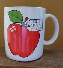 """""""For a Special Teacher Mug Apple and Exam Question 4"""""""