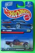 Hot Wheels '57 T-Bird Collector #217 Ford Thunderbird Car 29272 MOC 2000 Lace