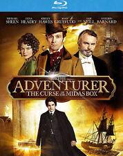 The Adventurer: The Curse of the Midas Box (Blu-ray Disc, 2014) Michael Sheen