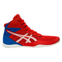 Asics Matflex 6 Gs Wrestling Shoes 600Red/White 10 (1084A007)