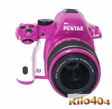 Pentax k-50 + 18-55mm * mockup * Finta * MOCK-UP * senza funzione * COME NUOVO *