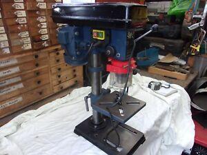 Power Craft Bench / pillar drill.