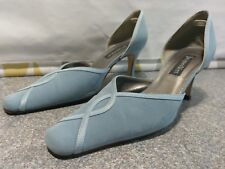 Jacques Vert Heels Shoes Wedding Mother of the Bride Worn Once Size UK 4