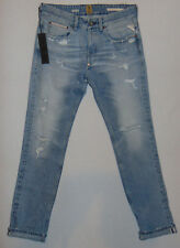 RARE Replay W33 L34  RRP £460 Raw Exclusive Italian Selvedge Denim Jeans